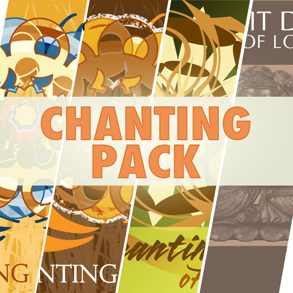 Chanting-Pack-buddhist music