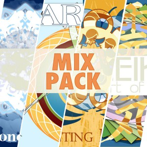 Mix-pack-buddhist music