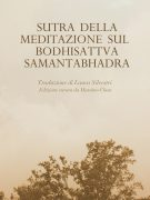 sutra meditazione sul Bodhisattva Samantabhadra