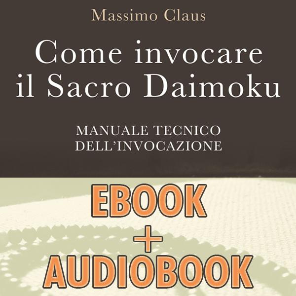 Invocare daimoku Pack-ebook-audiobook