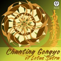 Chanting Gongyo of Lotus Sutra Cover