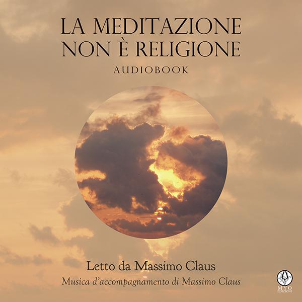Meditazione religione – audiobook cover_600